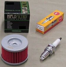 2001 Honda XR400R Tune Up Kit Oil Filter & Spark Plug XR 400R 400 R