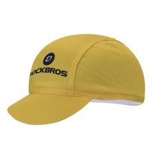 ROCKBROS Cycling Cap Hat Sunhat Suncap Outdoor Sports One Size Yellow