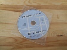 CD Rock Counting Crows - Mr Jones (1 Song) MCD GEFFEN  - disc only -
