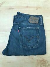 Men's Levi's 527 Low Bootcut Blue Jeans W36 L31 (#A755)