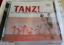 JEWISH MUSIC CD TANZ! DAVE TARRAS & THE MUSIKER BROTHERS KLEZMER