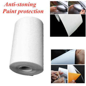 Polyurethane Car Paint Protective Film Appearance Protective Film With Glue