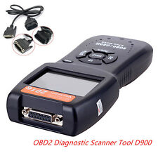2016 Universal OBDII Car Fault Trouble Code Reader Diagnostic Scanner Tool D900
