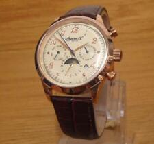Mens Limited Edition Vintage Ingersoll Union Moonphase Automatic Watch IN1203RWH