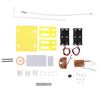 DIY Telegraph Model Science Physics Electrical Circuit Experiment Kits Toy