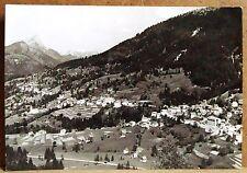 Ravascletto (Carnia) m.950 - panorama [grande, b/n, non viaggiata]