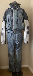 Killy Mens Ski Suit Size 42 One Piece Snowsuit Recco System