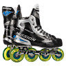 Mission INHALER NLS:02 Senior  Inline Hockey Skates Inhaler Roller Hockey