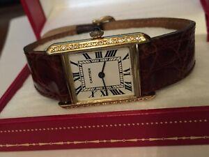 Cartier Louis Tank Vintage