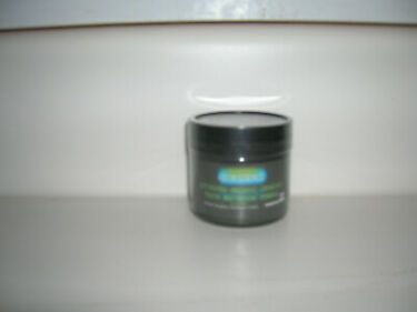 GEOESSENCE 100 ORGANIC ACTIVATED CHARCOAL TEETH WHITENING POWDER
