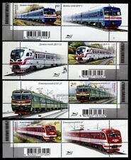 Lokomotiven. 4W+4Zf.  Ukraine 2011