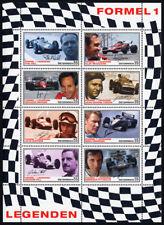 Austria 2007 * Formula 1 Legends - Block 2007 * MNH