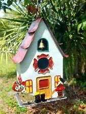 Cute Dalmatians Metal Bird House