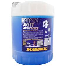 MANNOL MN4011-10 AG11 -40°C Kühlerfrostschutzmittel - Blau