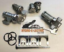 NEW 1969-1973 Nova, 1969 Chevelle Complete OE style Lock Set- GM keys