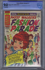 Patsy Walker's Fashion Queen Size Annual #1 Marvel Pub 1966 CANADIAN VARIANT