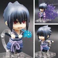 Nendoroid Naruto Shippuden 707# Uchiha Sasuke Anime Action PVC Figure Figurine