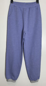 Asos Sample Lilac Marl Cotton Poly Jersey Lounge/Joggers Size 10