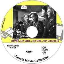 THE GENTLE SEX .1943 Comedy, Joan Gates, Jean Gillie, Joan Greenwood DVD Film