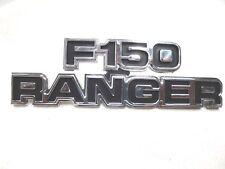 77 78 79 1977 1978 1979  FORD TRUCK F150 RANGER CHROME EMBLEM NEW