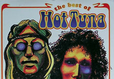HOT TUNA 1998 BEST OF PROMO POSTER JEFFERSON AIRPLANE ORIGINAL