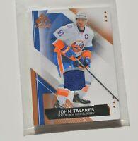 2015-16 SP Game Used #5 John Tavares New York Islanders Upper Deck Hockey