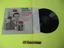 Frank Sinatra the early years have yourself a merry little christmas LP Record