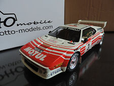 BMW M1 RALLYE GROUPE B TOUR DE CORSE 1983 OTTO OTTOMOBILE OTTOMODELS 1/18