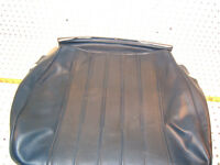 Mercedes Late W115,W114 Sedans only front R or L seat bottom MB tex BLUE 1 Cover