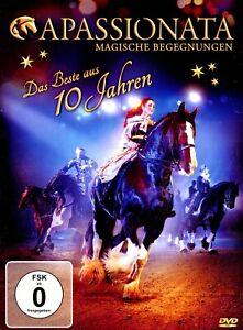 APASSIONATA (MAGISCHE BEGEGNUNGEN) - Das Beste aus 10 Jahren - Doppel DVD