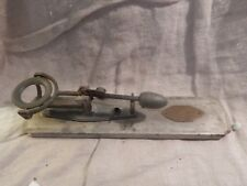 Vintage Metal Reliable Egg Scale Los Angeles 12""