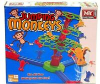 Jumping Monkeys Traditional Games Family Fun Kids Toy Catapults Monkey To Tree