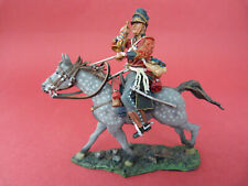 soldats de plomb THE COLLECTORS SHOWCASE NAPOLEONIC - Royal Scots Greys CS00471