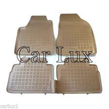 Alfombrillas de goma a medida LEXUS RX desde 2005- tipo cubeta tapis de sol 3D