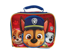 Paw Patrol Lunch Bag Tote Insulated School Supplies Camp