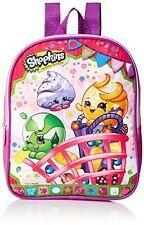 Shopkins Girls' 10 Inch Mini Backpack School Bag Supplies For Kids