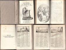 LE GLORIE DELL'ARTI BELLE ESPOSTE NEL PALAZZO DI BRERA L'ANNO 1827 calendarietto