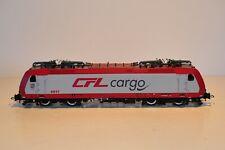 Roco 73587  Elektrische locomotief CFL 4011  Nieuw  Analoog en DC