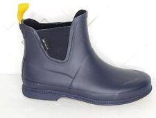 Tretorn womens Rubber Ankle Rain Boots Blue Eva Lag size 6 US BRAND NEW
