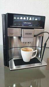 Kaffeevollautomat Siemens EQ6 plus s700....Bezüge : 150