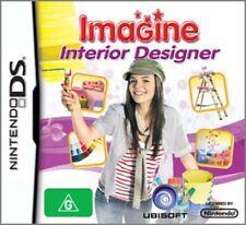 Imagine Interior Designer Nintendo DS Game USED