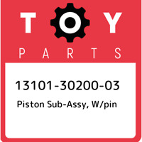 Toyota 13101-47022 Engine Piston
