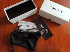 OTIS After dark Matte black grey sunglasses 15-1705 BNWT