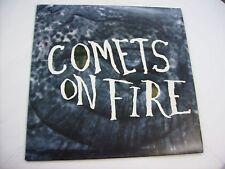 COMETS ON FIRE - BLUE CATHEDRAL - LP 2004 RARE VINYL - SUB POP