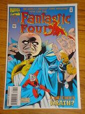 FANTASTIC FOUR #397 VOL1 MARVEL COMICS FEBRUARY 1995