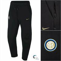 Nike TECH Fleece INTER MILAN Mens Joggers Size XL AH5465-010