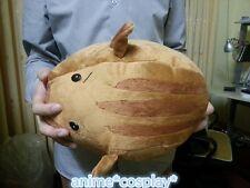 "11.8"" CLANNAD Dango Family Kyou Fujibayashi's Boar Botan Plush Cosplay Doll NEW"