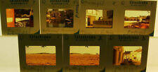 "7 COLOR SLIDES IN THE BAG 35mm/2""x2"" slides 1971 MARKED PORTUGAL"