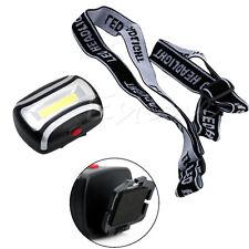 600Lm 3W LED Headlamp Headlight Flashlight Head Light Torch For Camping Hiking