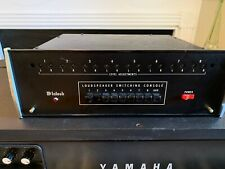 McIntosh P-349 Speaker Switching Console - Rare